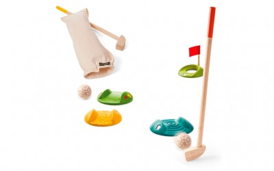 Mini Golf Set Completo