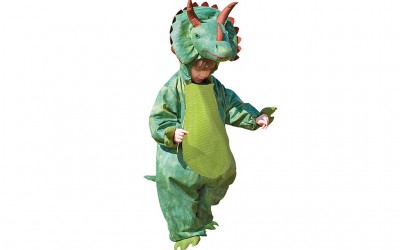 Costume da Dinosauro Triceratopo Travis by Design